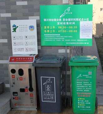 甘肃省启动实施主要城市城区生活垃圾分类工作