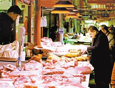 全国猪肉批发价环比下降8.6% 兰州市场零售价降为26元/斤