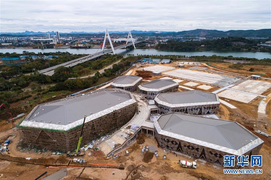 (社会)(1)广西柳州推进体育公园建设