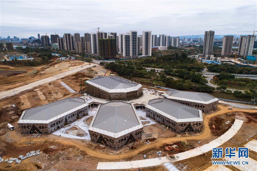 (社会)(2)广西柳州推进体育公园建设