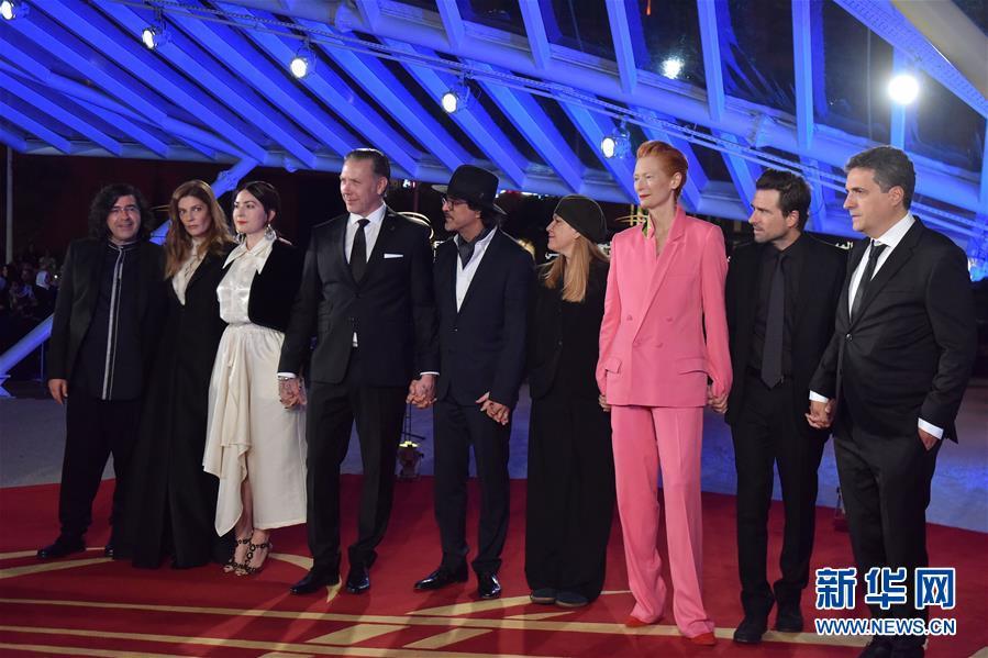(国际)(6)第18届马拉喀什国际电影节在摩洛哥开幕