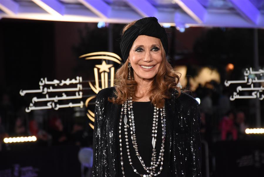(新华视界)(4)马拉喀什国际电影节:电影人出席影片《努拉之梦》首映式