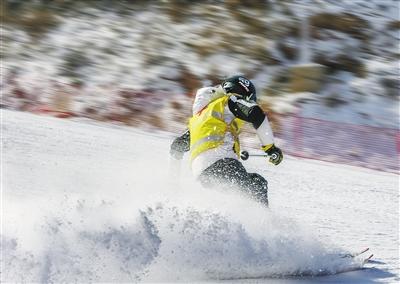体验风的速度 感受雪的激情 兰州人滑雪去哪里?