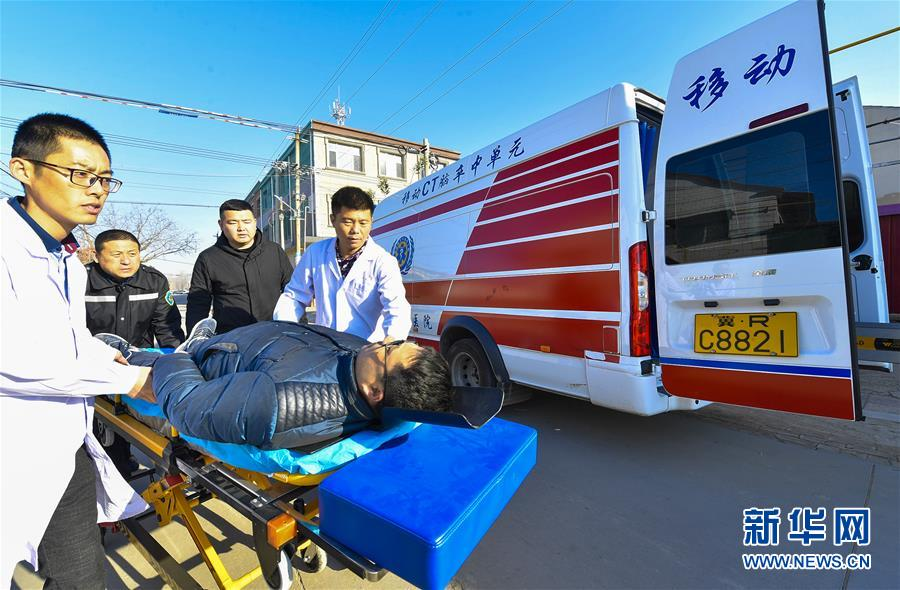 (健康)(1)河北文安:打造基层优质医疗服务环境
