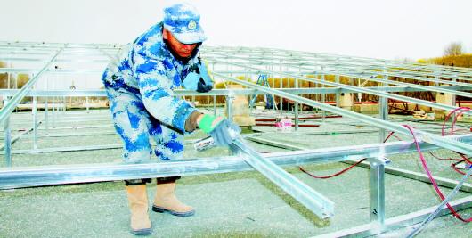 酒泉肃北县屋顶式光伏发电项目年底前或完成