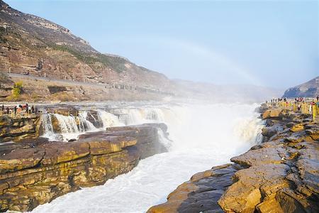 【守护母亲河 建设幸福河】吕桂明:20年用镜头记录壶口瀑布