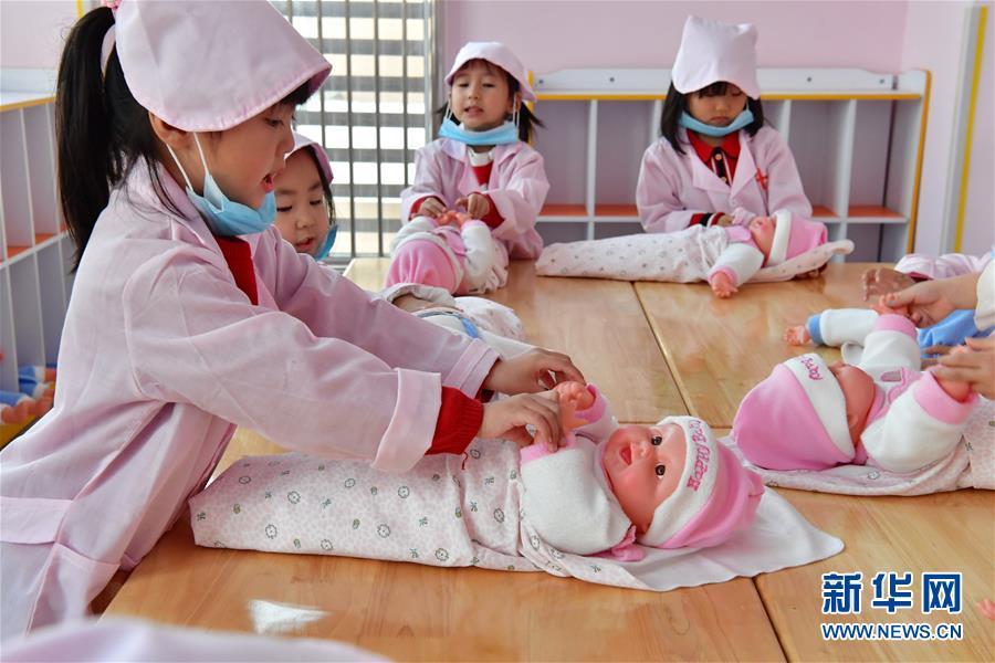 (教育)(2)河北迁安:推进普惠性幼儿园建设