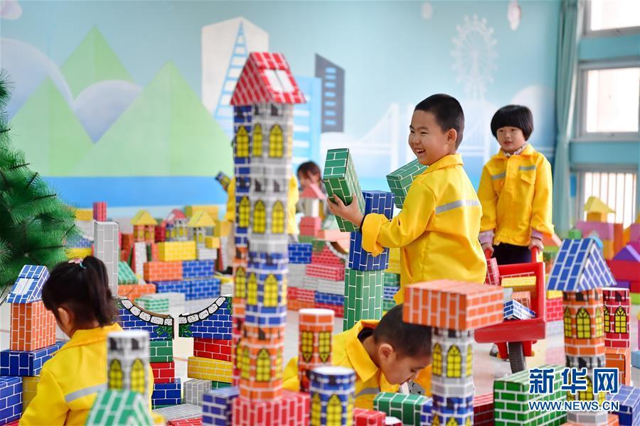 (教育)(3)河北迁安:推进普惠性幼儿园建设