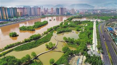 黄河兰州段流域未来会塑造成啥样 快看这份规划愿景