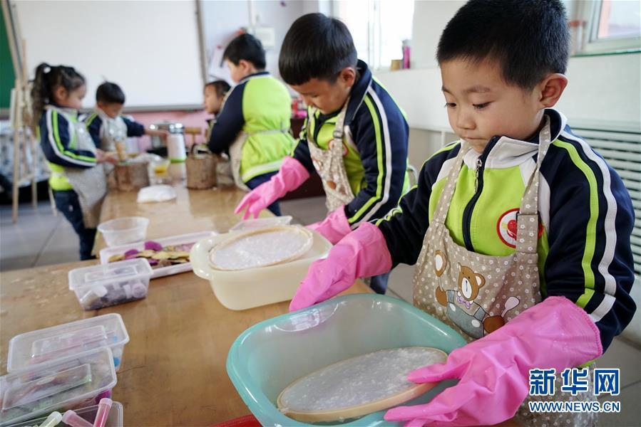 (教育)(1)河北滦州:特色教育进校园