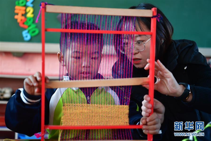 (教育)(2)河北滦州:特色教育进校园
