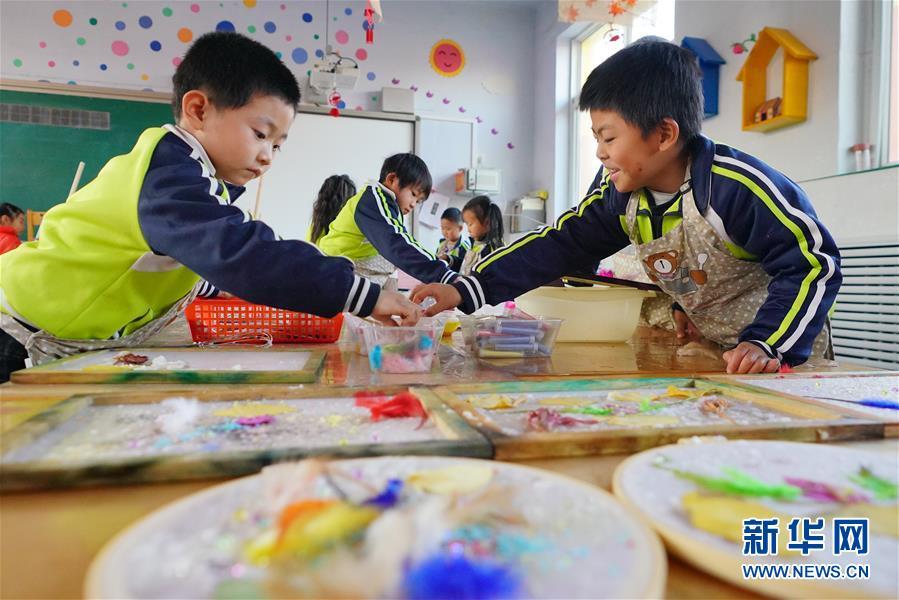(教育)(3)河北滦州:特色教育进校园