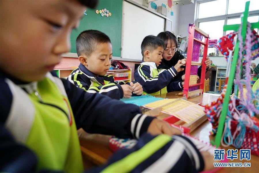 (教育)(4)河北滦州:特色教育进校园
