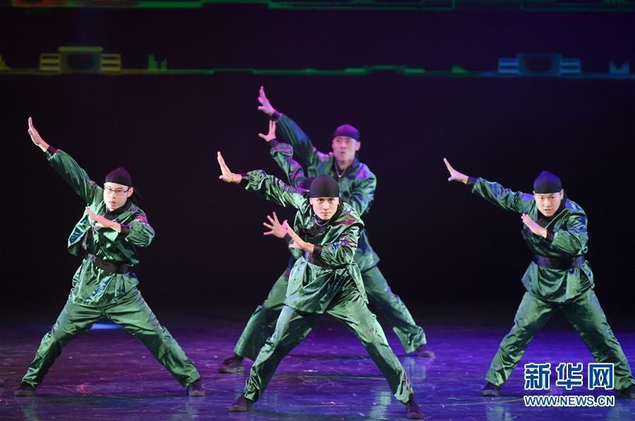 (文化)(6)第二届海上丝绸之路国际舞蹈艺术交流周开幕式在福州举行