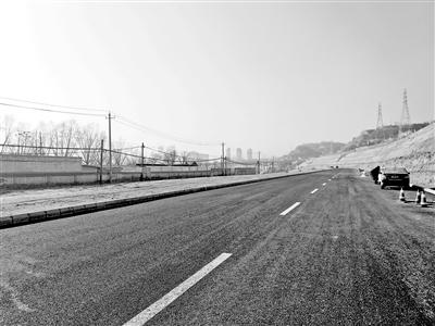 盐什公路二期已达到半幅通车条件 全线贯通后兰州城区到什川车程仅需十几分钟