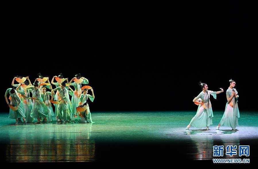 (文化)(1)北京海淀:第十六届北京舞蹈大赛优秀作品展演