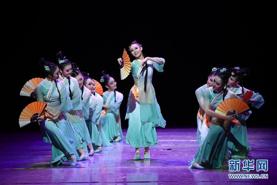 (文化)(2)北京海淀:第十六届北京舞蹈大赛优秀作品展演