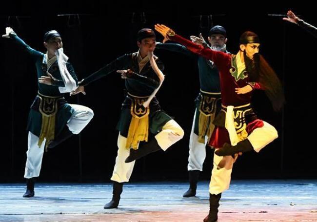 北京海淀:第十六届北京舞蹈大赛优秀作品展演
