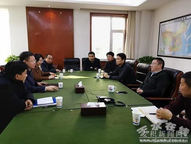 张建杰走访新华社甘肃分社等中央驻甘媒体(图)