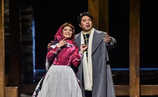 中俄文化交流新实践:歌剧《复活》在京首演
