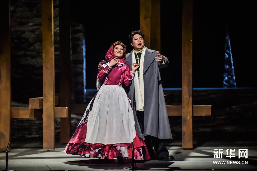 (图文互动)(1)中俄文化交流新实践:歌剧《复活》在京首演