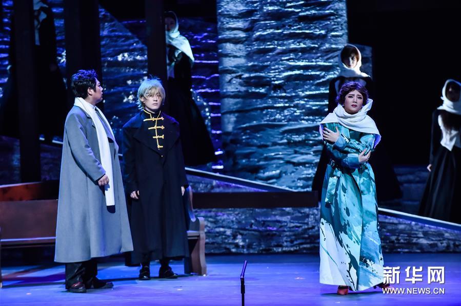 (图文互动)(2)中俄文化交流新实践:歌剧《复活》在京首演