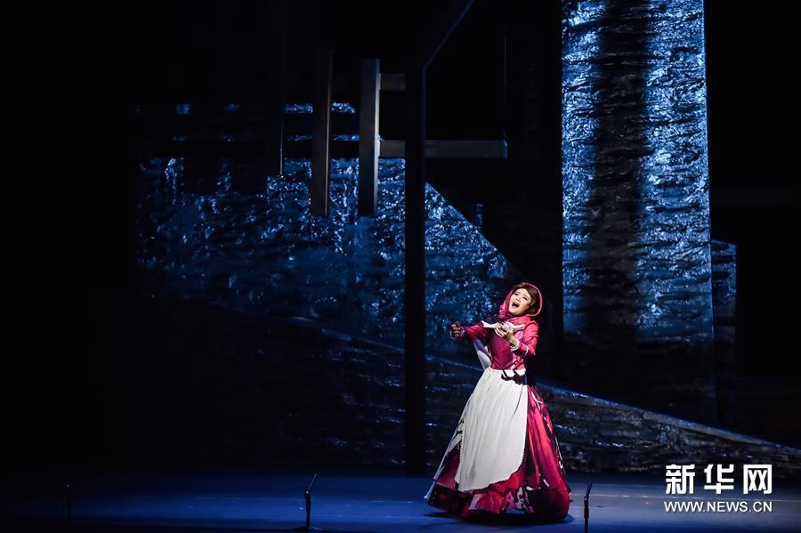 (图文互动)(4)中俄文化交流新实践:歌剧《复活》在京首演