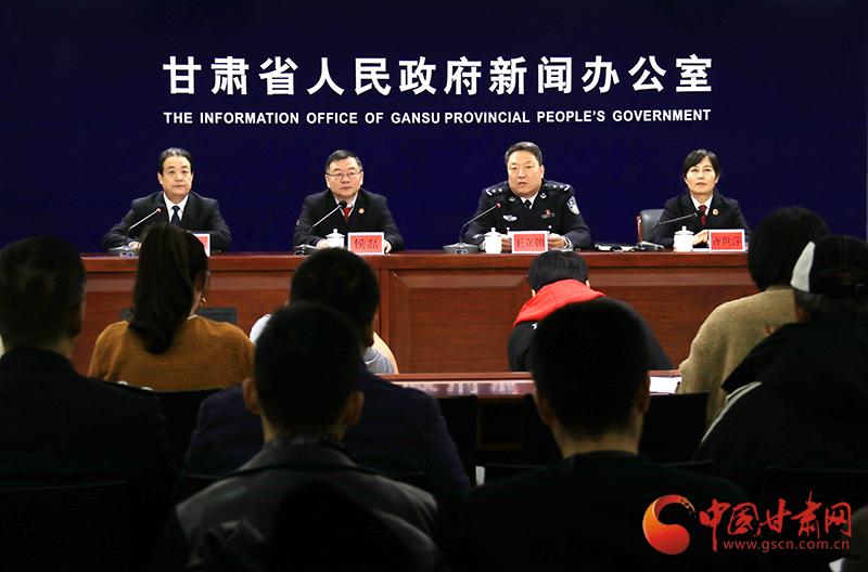 甘肃省今年已抓获在逃人员5161名 清网率位居全国第六名(图)