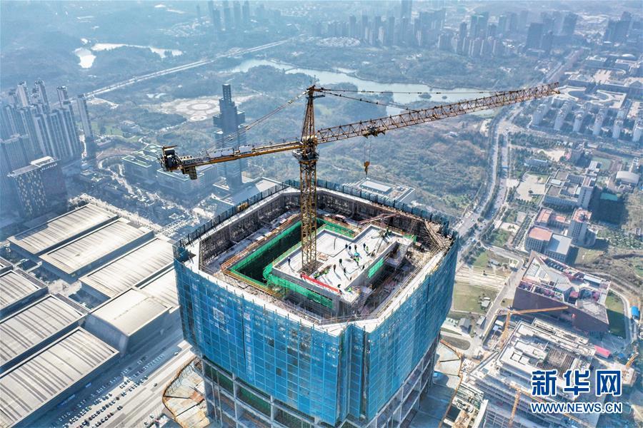 (社会)(1)贵州:400米超高泵送混凝土试验成功
