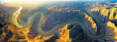 王生晖:黄河流到哪里,我就拍到哪里