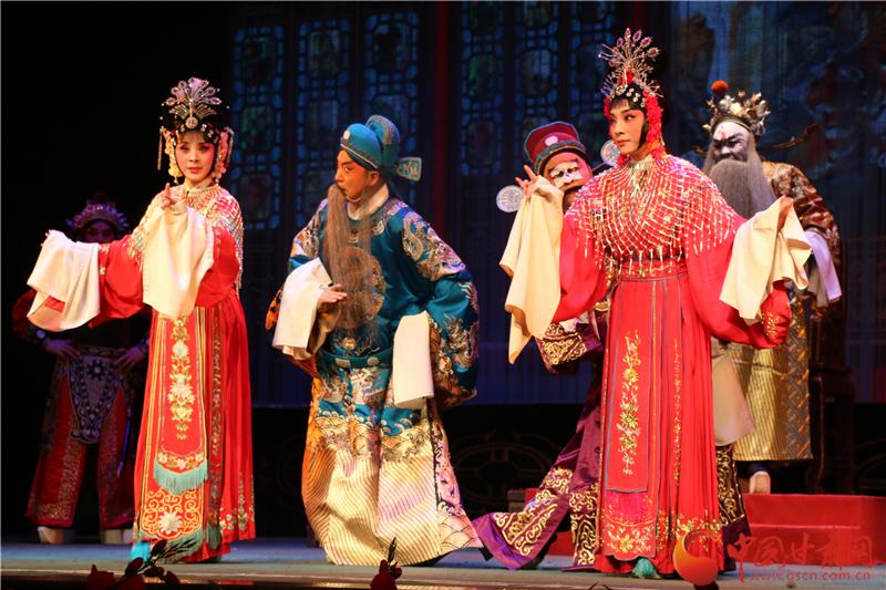 喜讯!甘肃陇剧《枫洛池》《状元与乞丐》入选2020年第九届法国巴黎中国传统戏曲节剧目