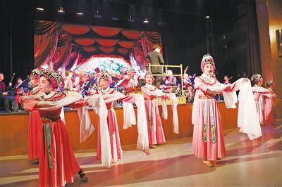 甘肃省陇剧院建立60周年