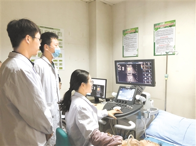 """兰州大学第一医院引进""""E超""""超声系统 快速无创鉴别肿瘤""""良恶"""""""