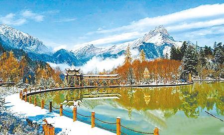 走进大美甘肃 乐享冰雪之旅 ——甘肃省冬春季旅游线路推荐