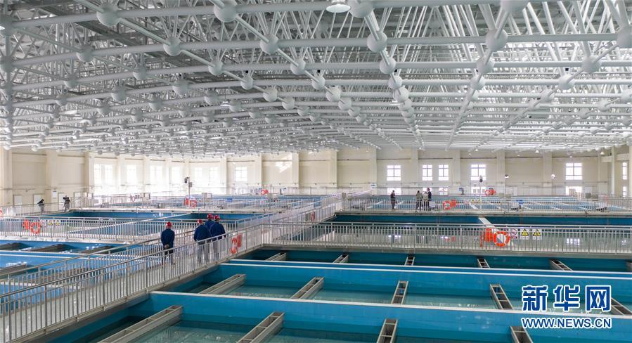 (社会)(1)银川都市圈城乡西线供水一期工程建成通水