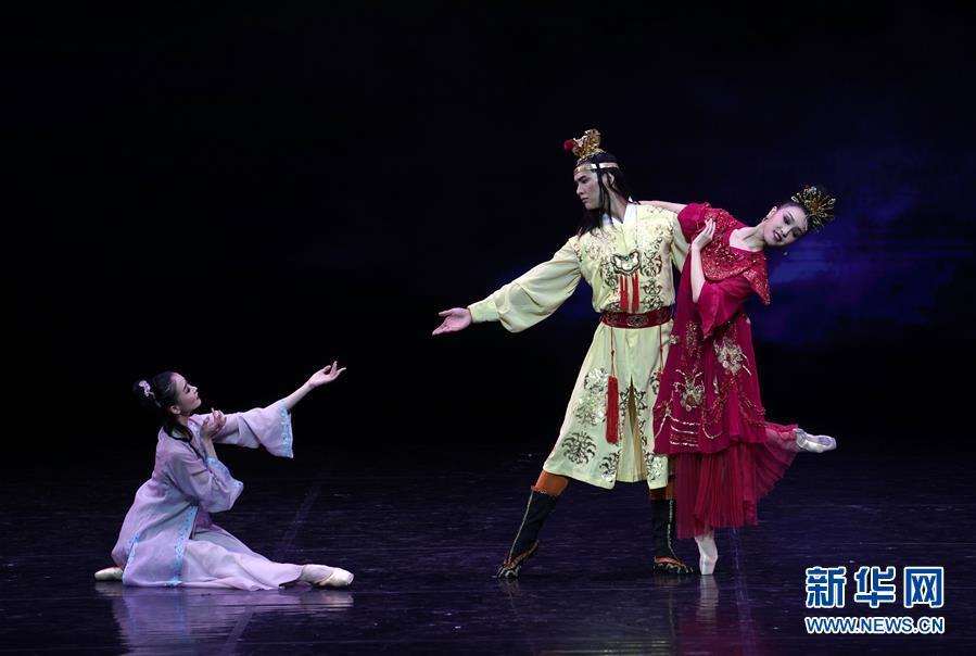 (文化)(1)《中央芭蕾舞团建团60周年GALA》在京上演