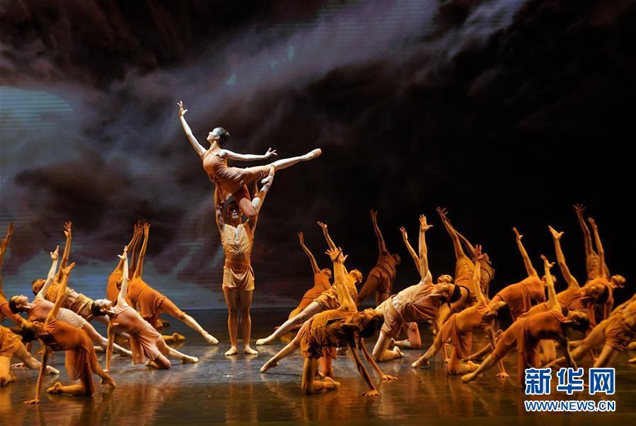 (文化)(4)《中央芭蕾舞团建团60周年GALA》在京上演