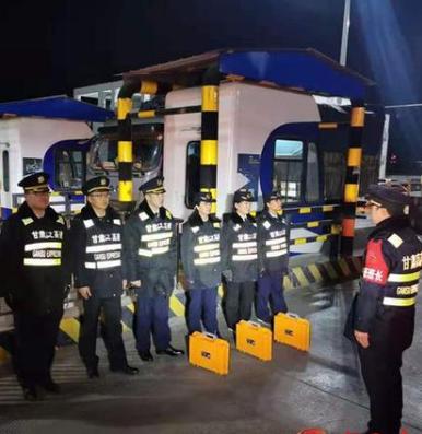 甘肃与全国一道全面取消高速公路省界收费站