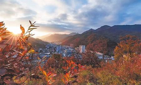 陇南康县:构建全域旅游新格局