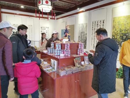 陇南武都文化创意园开园(图)