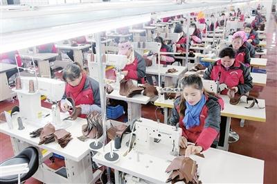 厦门美凯立达工贸有限公司在永靖县刘家峡镇城北新村设立扶贫车间