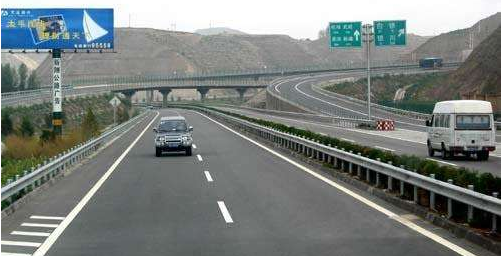 甘肃高速通行费新车型分类收费标准正式执行