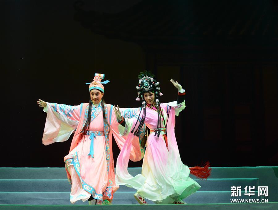 #(新华视界)(5)戏曲音乐剧《冼夫人》广州首演