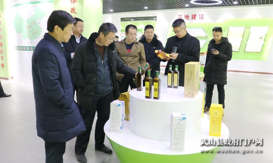 天津市宝坻区深入武山县开展东西部扶贫协作产业合作对接考察活动