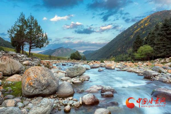 武威冰沟河景区成为国家4A级旅游景区(图)