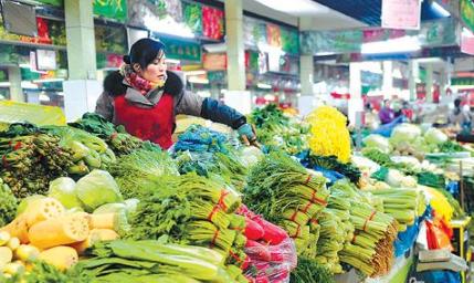 甘肃省2020年将新建30个农贸市场