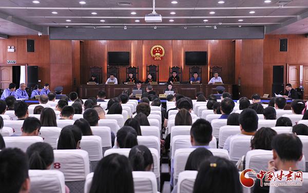 甘肃省高级人民法院发布黄河流域(甘肃段)生态司法保护十大典型案例