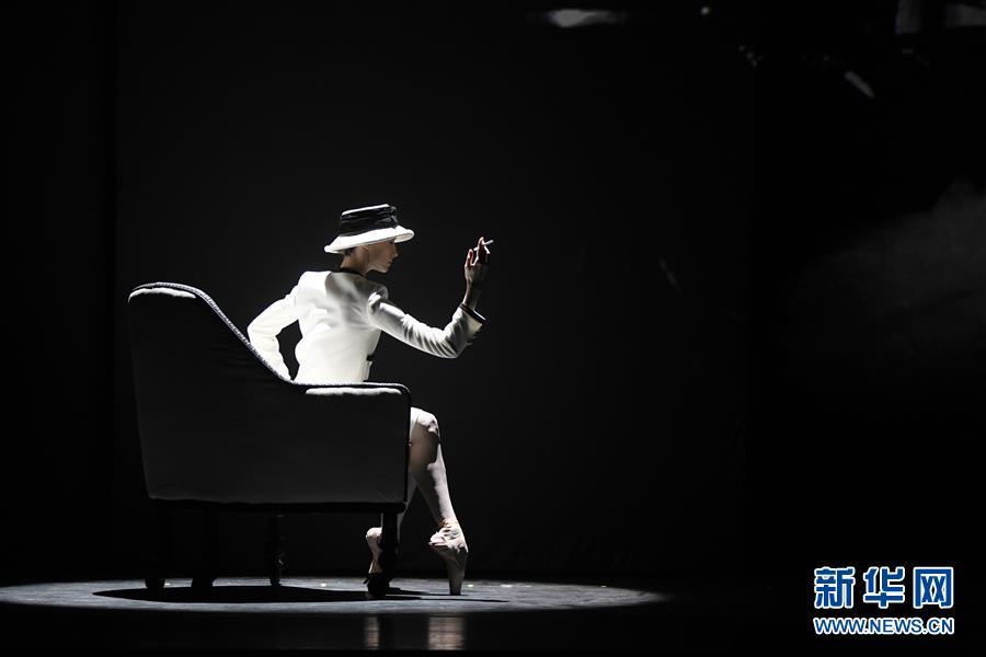 (文化)(2)扎哈洛娃将亮相中国国际芭蕾演出季