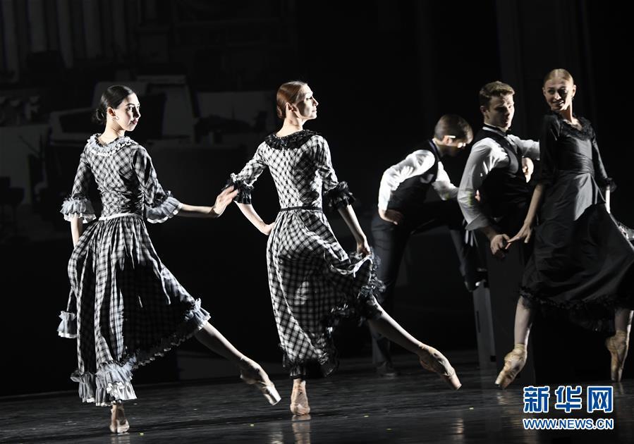 (文化)(3)扎哈洛娃将亮相中国国际芭蕾演出季