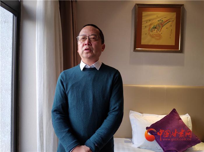 【聚焦2020甘肃两会】省政协委员田卫戈 :敦煌是传承文化的大学堂